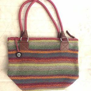 The Sak Cambria Crochet Tote